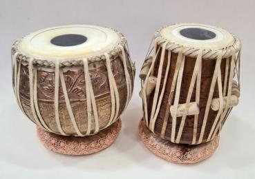 Tabla - Traditionelles Indisches Trommelset