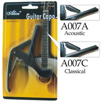 Capo - Alice A007A Acoustic