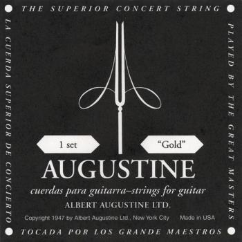 AUGUSTINE CONCERT STRINGS  LTD   Gold