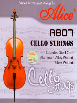 Alice Cello Strings
