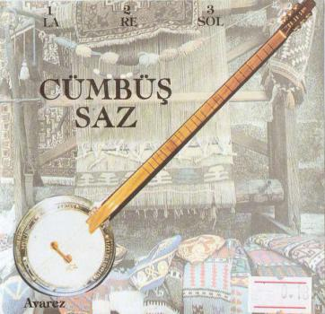 Cumbus Saz Strings Avarez