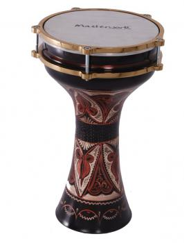 Darbuka Turkish Kupfer Stickerei