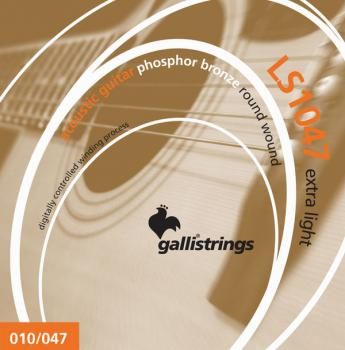 Galli LS1047 Light Guitar Strings