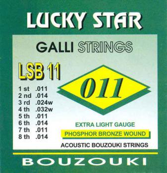 Galli Bouzouki Strings