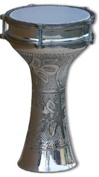 Darbuka Turkische Relief Model